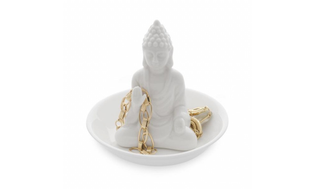 Malý stojanček na prstienky Balvi Buddha
