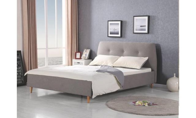 Čalouněná postel H53 - 160x200cm