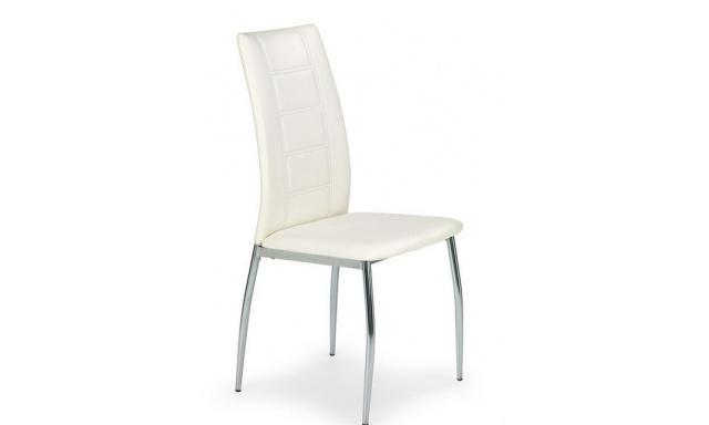 Jídelní židle H596, bílá