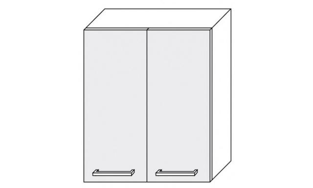 PLATINUM horní skřínka 60cm W3/60