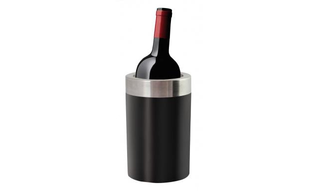 Chladič na víno INVOTIS Cold As Ice, černý