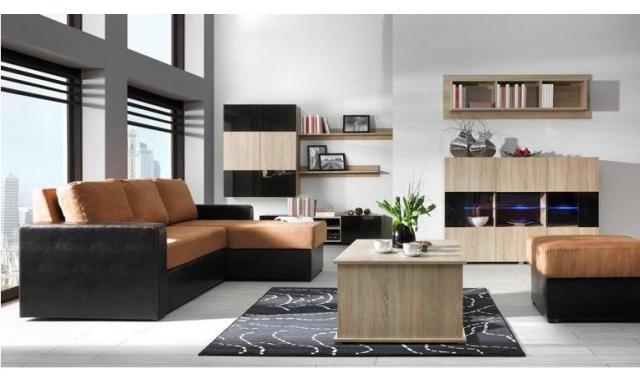 Moderná obývacia systém Ordi C