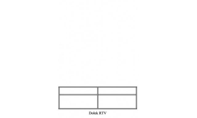 Tv stolek Fila 5