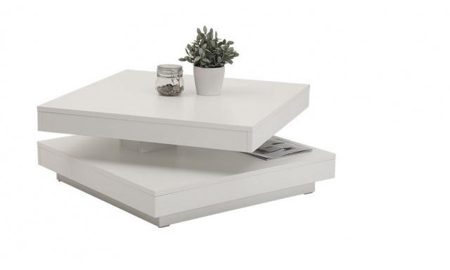 Konferenční stůl Bremen, bílý