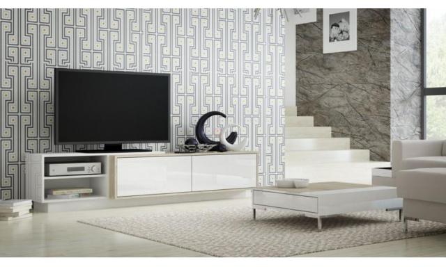 TV stolek Simple 2C