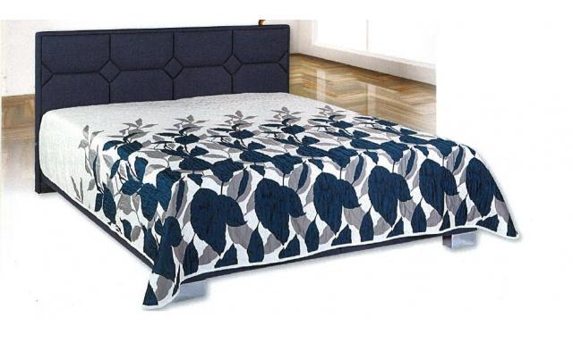 Čalouněná manželská postel Doris 180x200cm
