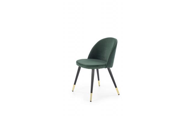 Jídelní židle H1310, tmavě zelená