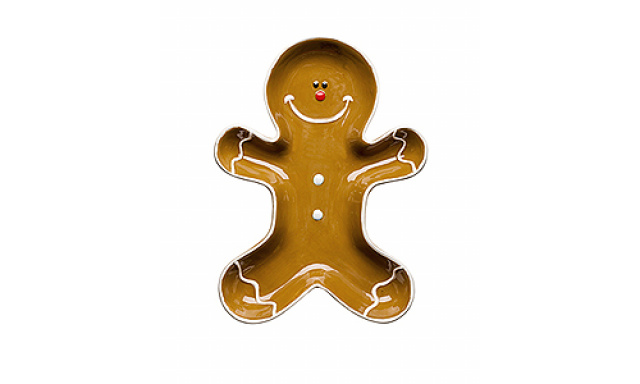 SAGAFORM Winter - Ginger servírovací miska, 17x27cm