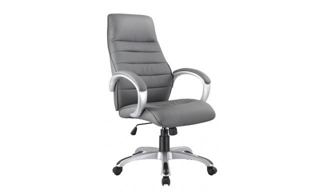 Kancelářské křeslo Sig307, šedé