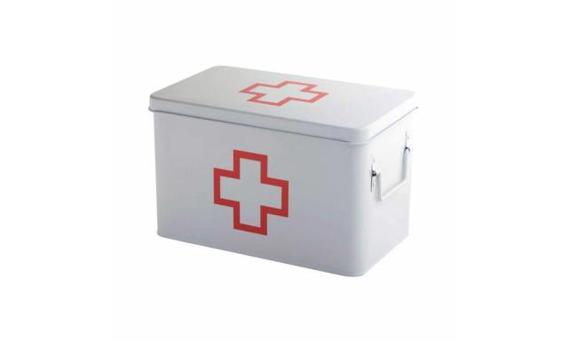 Lekárnička BALVI Red Cross, velká