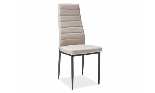 Moderní jídelní židle SIG265, béžová