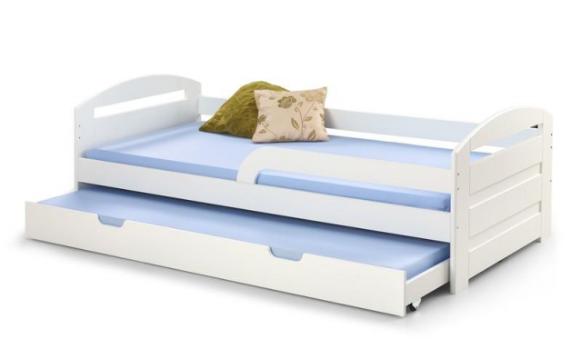 Dě›tská postel Nataly, bílá
