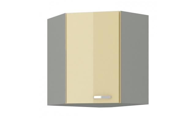 Carpos horní skřínka 60cm - rohová