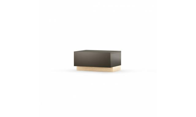 Exkluzivní bytový nábytek Norok (TV stolek se zásuvkou)