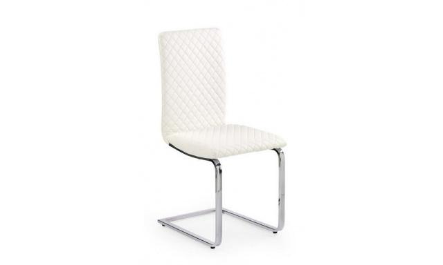 Jídelní židle H593, bílá