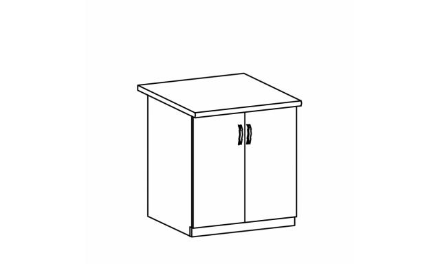 LUNA dolná skrinka 60cm (D60)