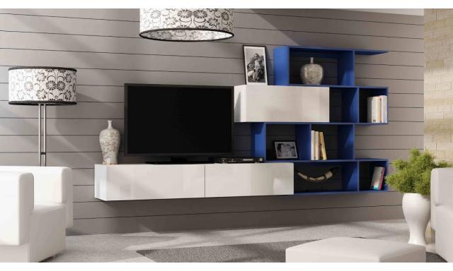 Designová obývací stěna Igore new B
