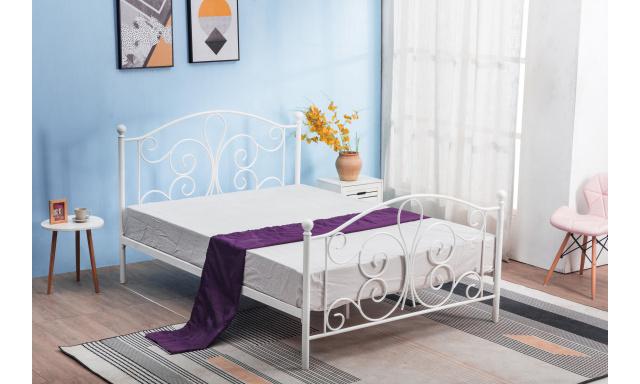 Kovová postel Parenzana, 120x200cm