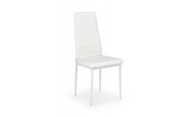 Nejlevnější jídelní židle H542, bílá