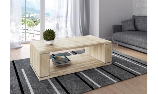 Moderní konferenční stůl Lila, sonoma