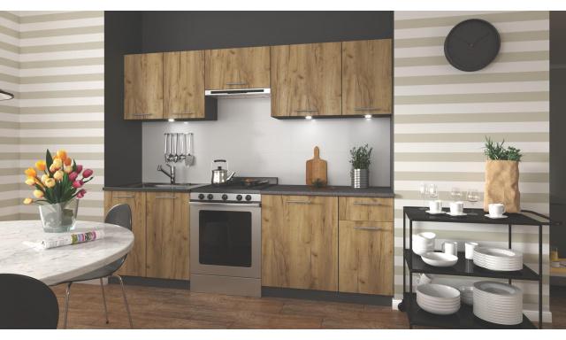 Kuchyně Darina 240cm