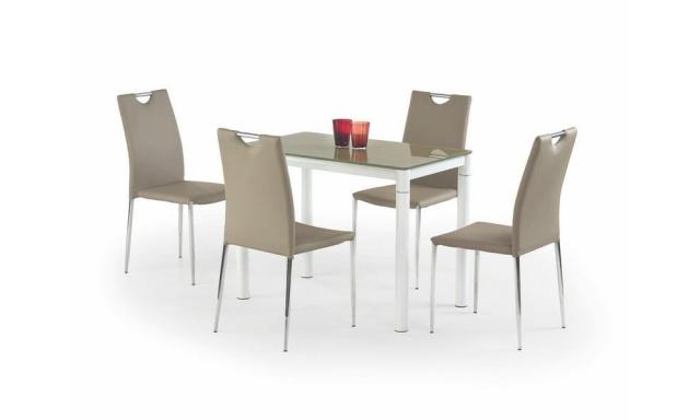 Levný jídelní stůl H382, béžový