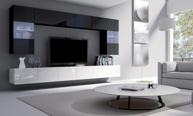 Moderní bytový nábytek Celeste A
