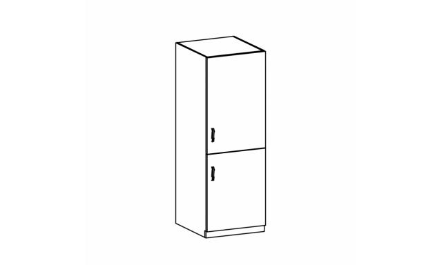 REVAL dolní skřínka 60cm - lednicová, levá