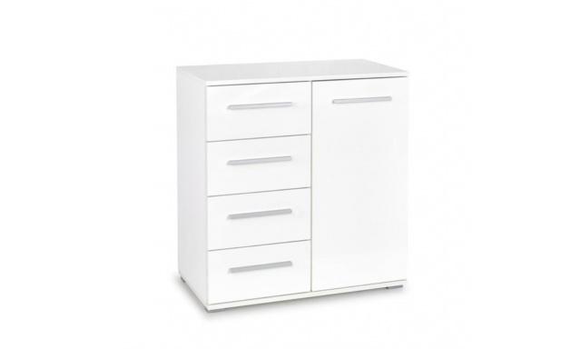 Dresser Lenka 2, bílá