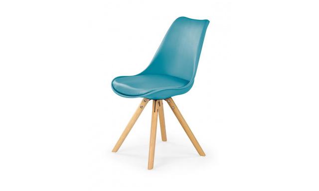 Jídelní židle H201, modrá