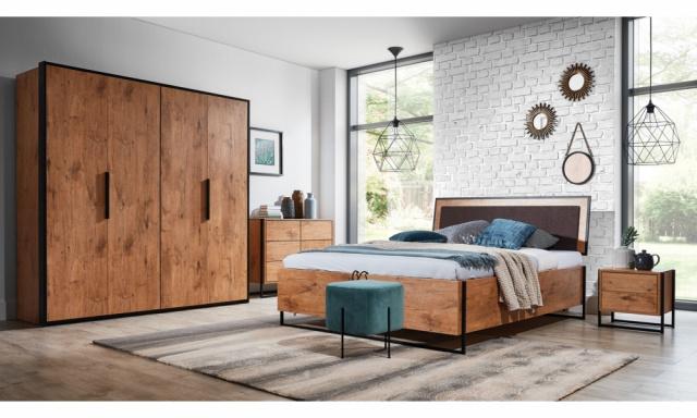 Luxusní ložnicová sestava Lofoty