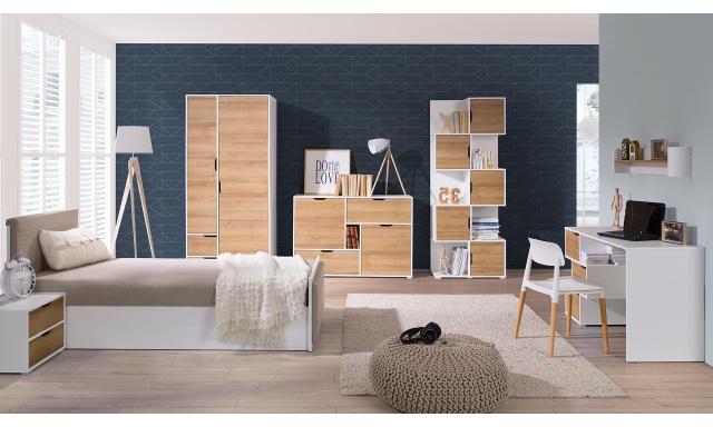 Moderní studentský nábytek Arabela sestava G