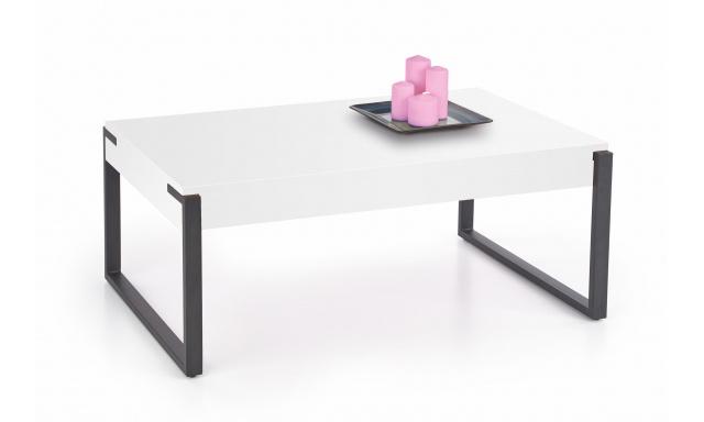 Konferenční stůl Cerro, bílý