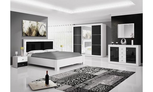 Luxusní ložnice Romana + LED osvětlení!