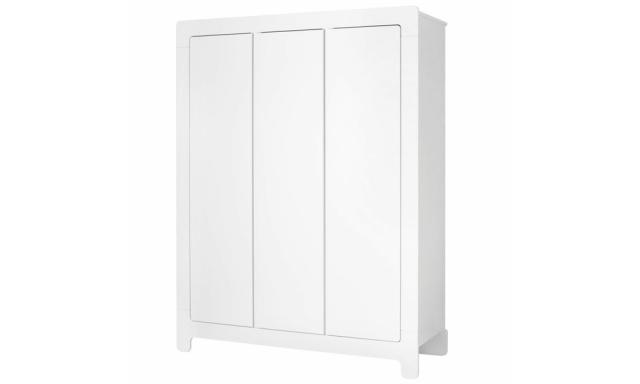Šatní skřín 3-dveřová Melmen MDF
