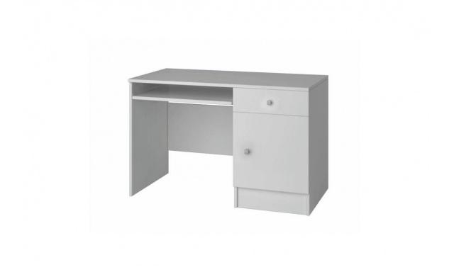 PC stůl Modena 08 bílý