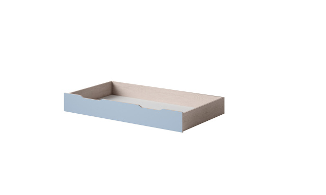 Úložný prostor k posteli Enos