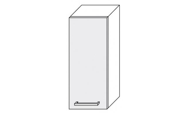 PLATINUM horní skřínka 30cm W2/30