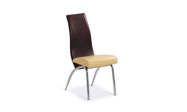 Jídelní židle H521, hnědá