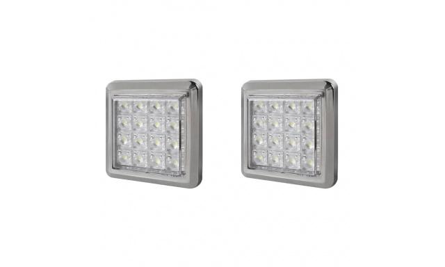 LED osvetlenie LINTEO 2-bodové biele