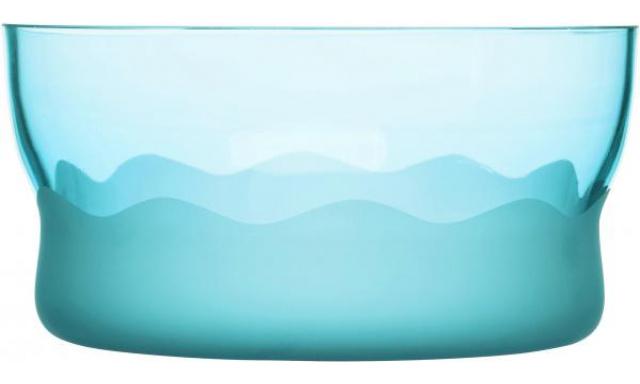 Mísa SEA Aqua Wave, 21cm, tyrkysová