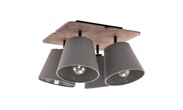 Moderní stropní lampa Emilio IV 9716