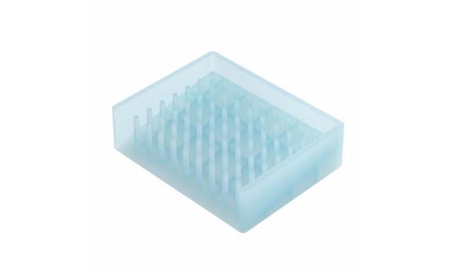 Podložka pod mýdlo YAMAZAKI Float, modrá