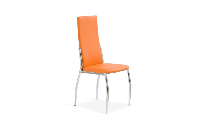 Jídelní židle H503 oranžová