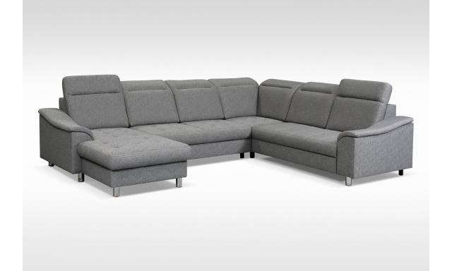 Moderní rohová sedací souprava Denali Maxi