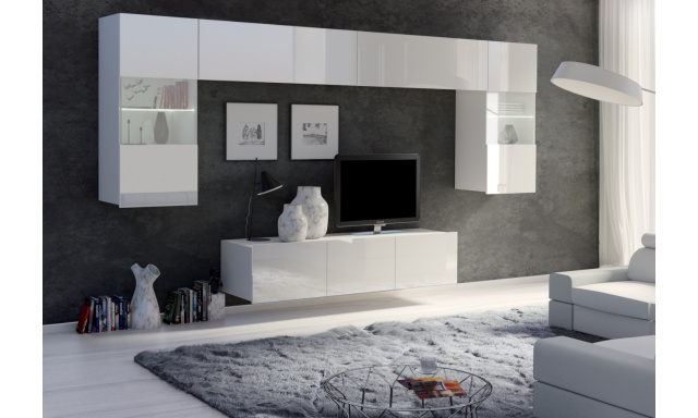 Moderní bytový nábytek Celeste D
