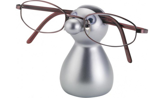 Stojánek na brýle BALVI Guido, stříbrný