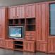 Klasické stylové obývací stěny - LEVNĚ
