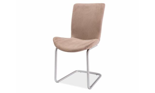 jídelní židle Papas, hnědá
