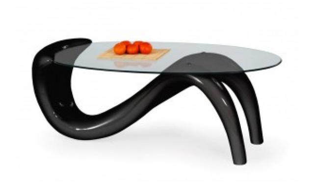 Konferenční stůl H35 černý